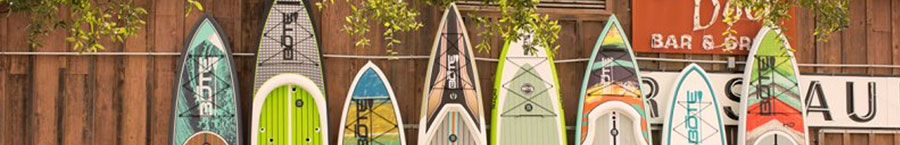 BOTE Paddleboards & SUP Gear